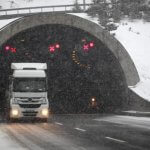 Bolu Dağı'nda Yoğun Kar Var !