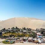 Muazzam Vaha Köyü: Huacachina