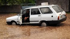 Marmara'da Çok Kuvvetli Yağmur!