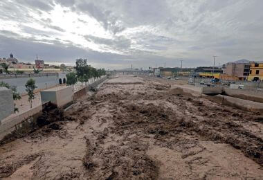 Peru'da Sel Felaketi: 48 Ölü !