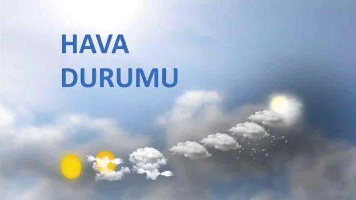 Hafta Sonu Hava Nasıl Olacak?
