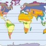 Dünyadaki İklim Tipleri