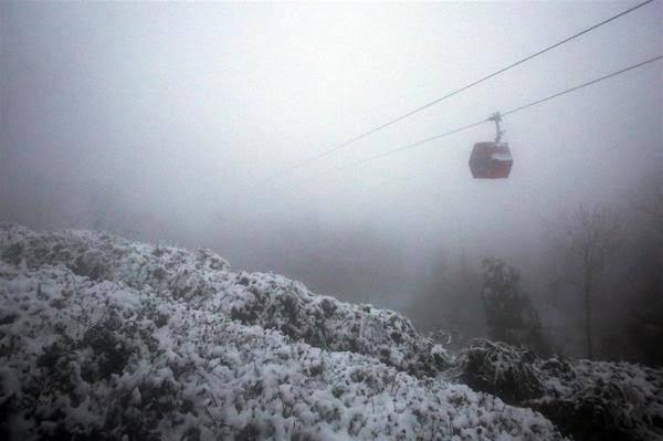 596b73fc61361f0e4c28e0f4 Şili'de kar yağdı, 1 kişi hayatını kaybetti! Haberler
