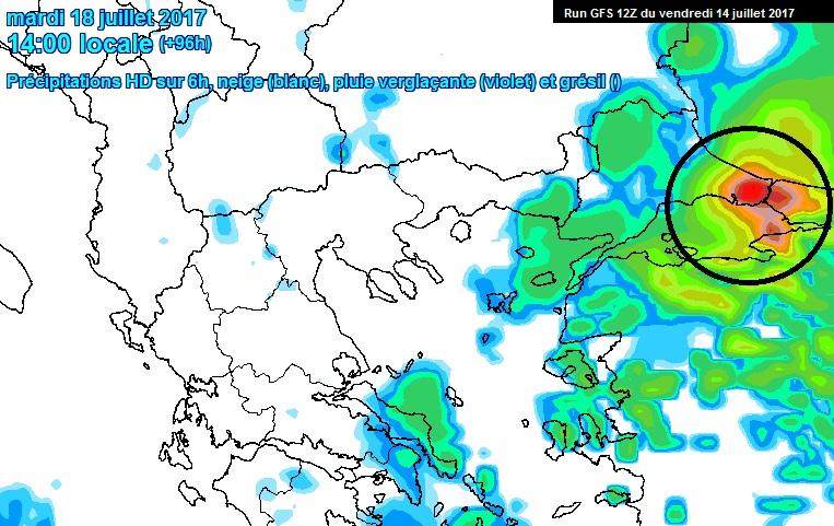 istanbul-siddetli-yagmur Yeni Haftada Hava Bozuyor... Haberler