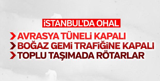 istanbul_7577 İstanbul Yağmura Teslim Oldu! Haberler