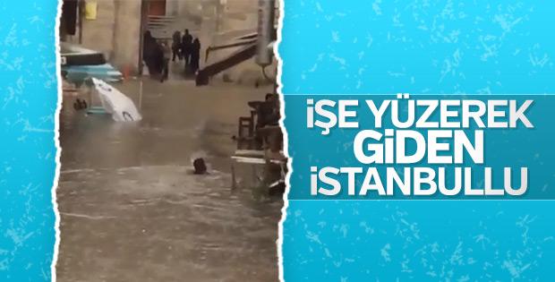 sel_2802-1 İstanbul Yağmura Teslim Oldu! Haberler
