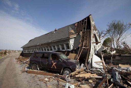 tornado-kategorileri-sinifi Tornado Nedir? Nasıl Oluşur? Sözlük