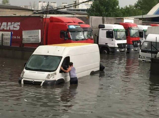 yagmur_6647 İstanbul'da Tarihi Yağış! 18.07.2017 Sel Haberler