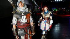Dünya'nın en büyük oyun fuarı Gamescom Almanya'da başladı
