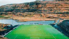 Dünyanın en güzel futbol sahaları