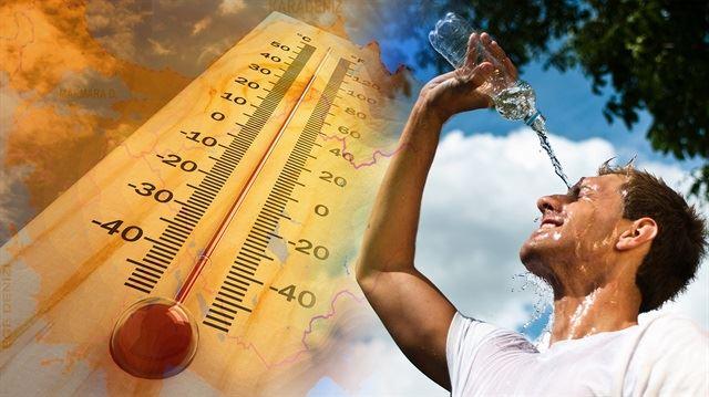 eyyamibahur Yurdun Doğusunda Sıcaklık Rekoru! Haberler