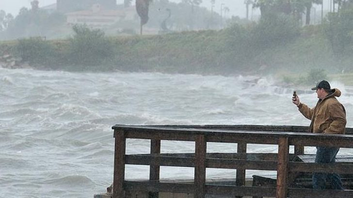 Harvey tehlikesi devam ediyor…