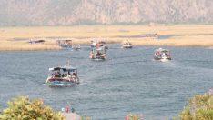 Muğla'nın tatil beldelerinde plajlar ve havuzlar doldu