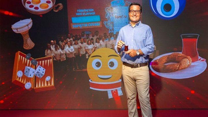 Türk Telekom'dan ilk yerli ve milli klavye ve emojiler 'TAMBU'