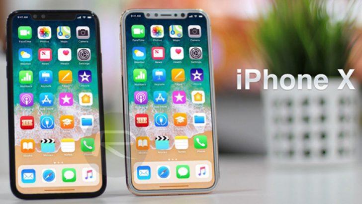 iPhone X alacaklar dikkat! Pili ve belleği…