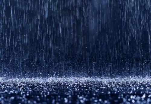 Sağanak yağmur nedir