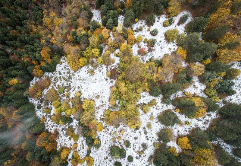 boludan-sonbahar-ve-kis-manzaralari Bolu'dan sonbahar ve kış manzaraları Haberler