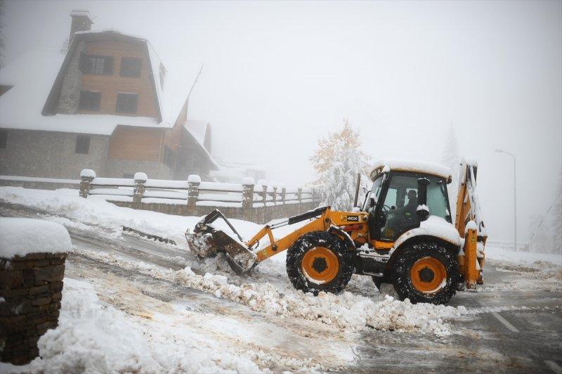 bosna-herseke-kar-ilk-kar-yagdi-1 Bosna Hersek'e ilk kar yağdı Haberler