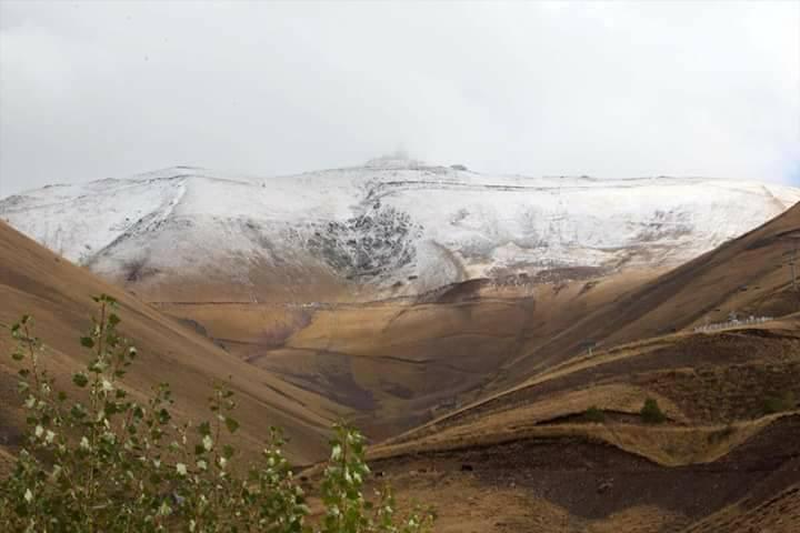 erzurum-palandoken-kar Palandöken'e İlk Kar Düştü... Haberler