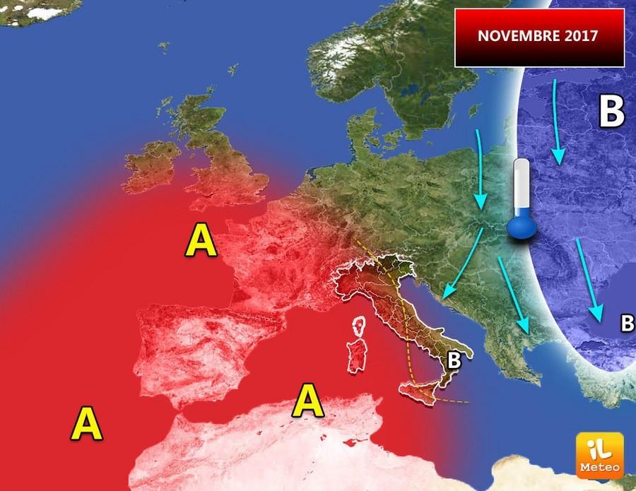 kasim-ayi-nasil-gececek-kasim-tahmini İtalyanlar Türkiye'de sert bir kasım bekliyor... Haberler