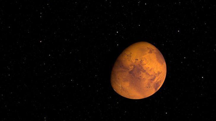 Mars'ın Buzul Çağı'nda nasıl ısındığı bilim dünyasını hayrete düşürdü