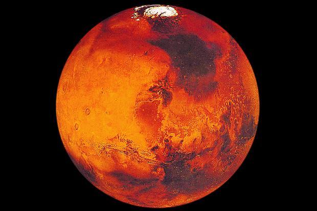 Mars'taki su varlığıyla ilgili yeni teori