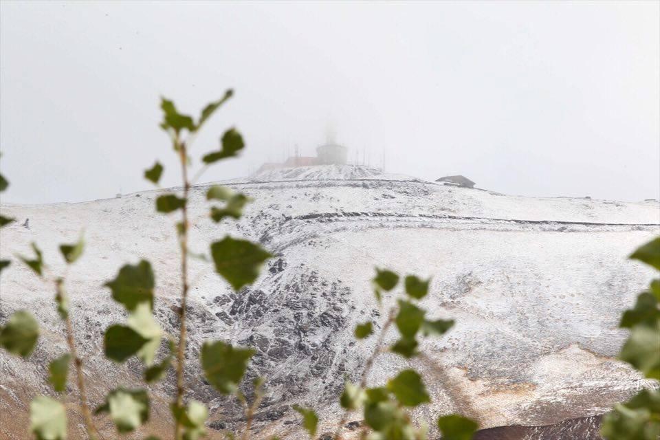 palandoken-kar-yagisi Palandöken'e İlk Kar Düştü... Haberler