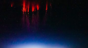 Red Sprite (Kızıl Cin) Nedir?