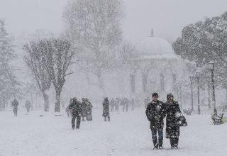Bu kış nasıl geçecek? İşte aylık tahminler…
