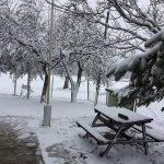Kar Trakya'dan Giriş Yaptı!