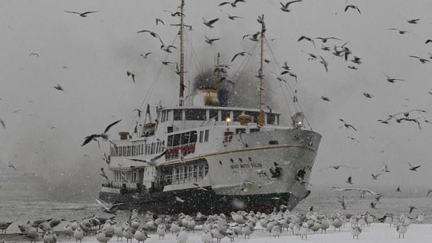 istanbul-kar-ne-zaman-yagacak İstanbul'da Kar Yağışı... Haberler