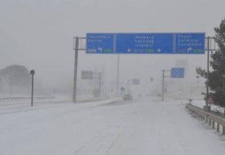 Trakya'da yoğun kar bekleniyor!