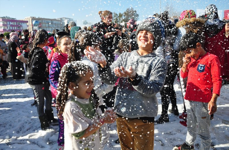 antalyada-kar-senligi Antalya'da kar şenliği Haberler