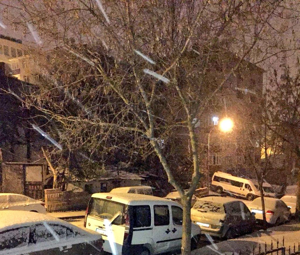 IMG_-awl44z İstanbul beyaza büründü! Haberler