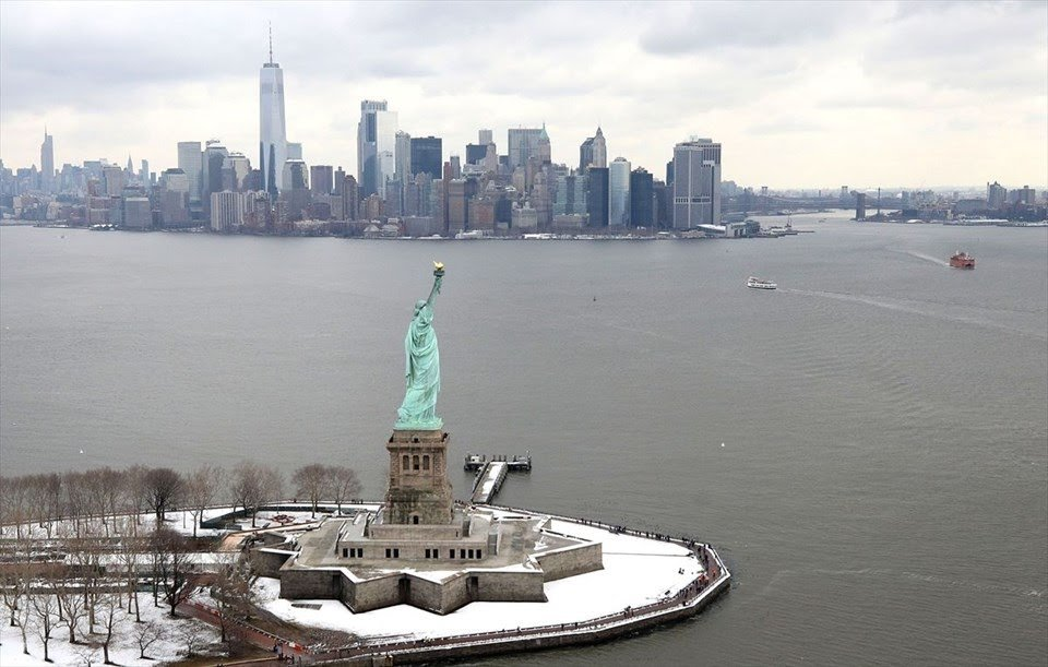 ABD'de kar fırtınası: 3 eyalette acil durum ilan edildi!