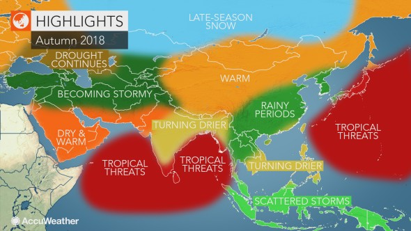 2018-sonbahar-nasil-gececek-tahmin 2018 Sonbahar Nasıl Geçecek? Haberler