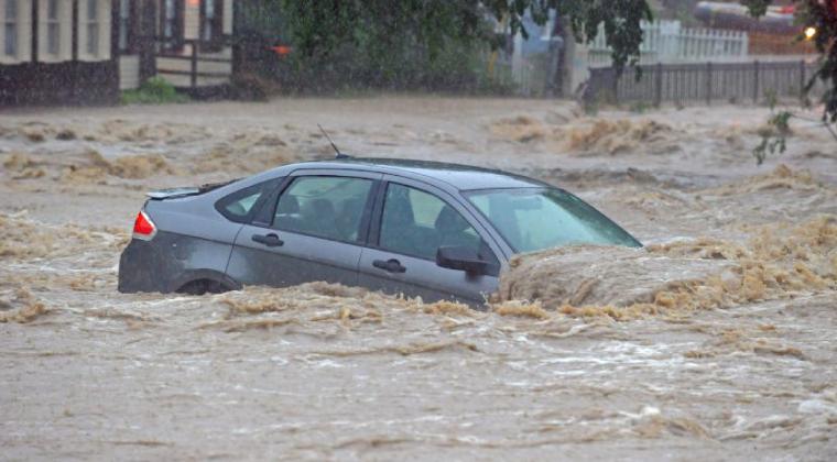 Bandırma için çok ciddi sel uyarısı!