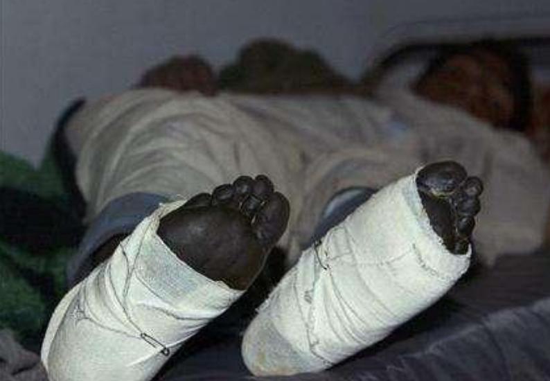 2008-afganistanda-kar-ayaklar Tarihi 2008 Afganistan Kar Fırtınası Haberler
