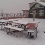 Kartepe'ye sezonun ilk karı düştü!