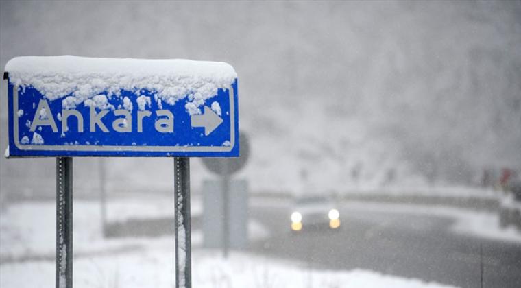 ankara-kar-yagisi Batı Karadeniz ile İç Bölgelerde Kar Bekleniyor... Haberler