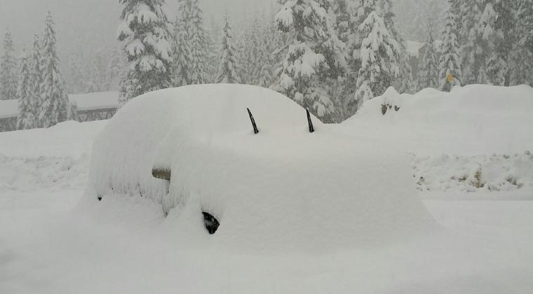 22-25 Ocak 2004 Kar Yağışı