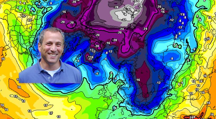 İklim uzmanı Judah L. Cohen ile özel röportaj (Aralık 2018)