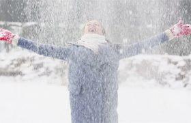 Kar, Kış, Soğuk Seven İnsana Ne Denir?