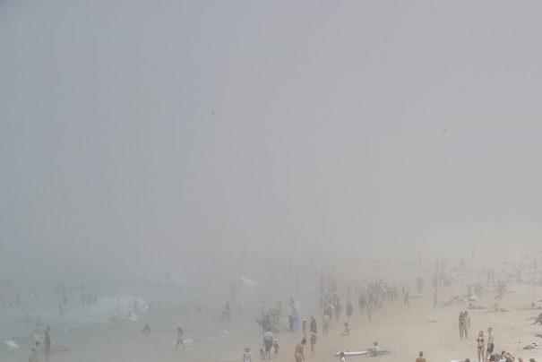 İstanbul ve Batı Karadeniz'de Deniz Aniden Soğudu! Sis Bastırdı…
