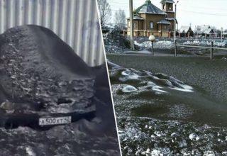 Siyah Kar Nedir? Sibirya'da Siyah Kar Yağdı!