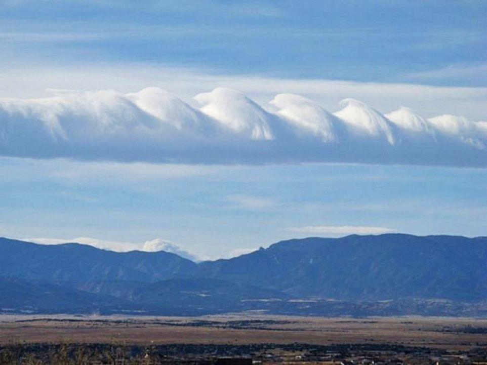 Rotor (Yuvarlanan) Bulutu Nedir?