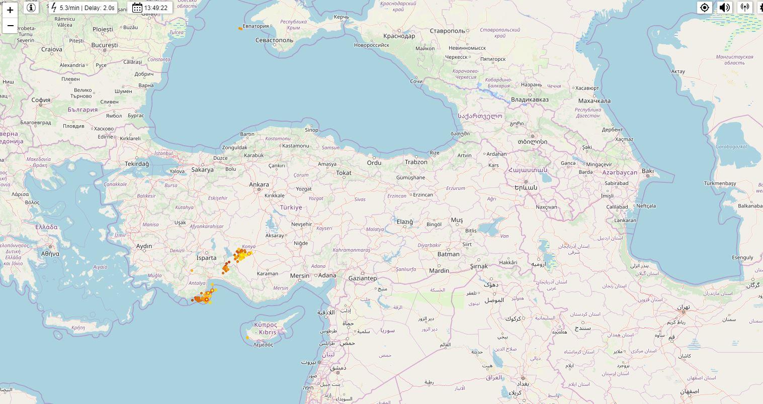 simsek-haritasi-2 Yıldırım Haritası