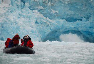 Svalbard'da Ortalama Sıcaklık Dünya Ortalamasından 6 Kat Hızlı Artıyor!