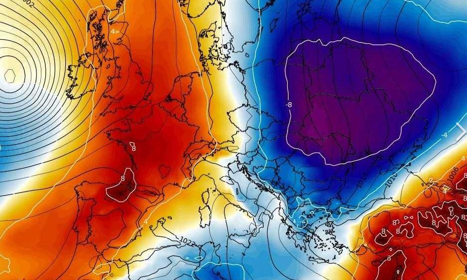 Sıcaklıklar 15 Derece Birden Düşüyor, Sert Meteorolojik Hadiseler Oluşabilir!
