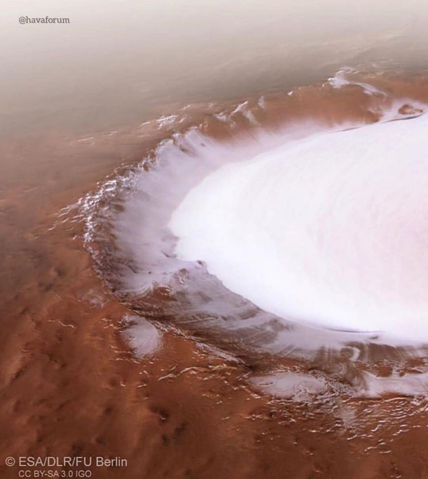 11 Mars'taki İnanılmaz Su Deposu! Haberler